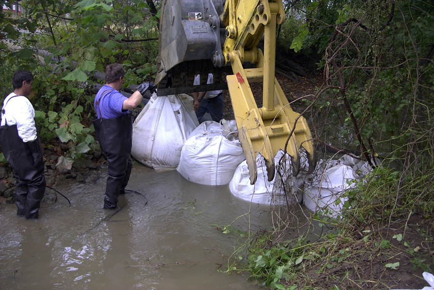 Sweetwater Creek Stabilization Initiative