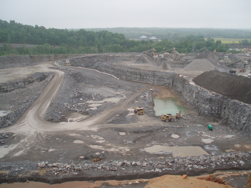 Winn Materials Quarry